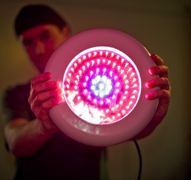 Светодиоды для растений видео